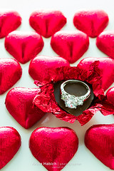 Chocolate candies (Arina Habich) Tags: red food white holiday dessert gold order candy heart sweet chocolate foil wrapped row ring diamond packaged sweets sugary indulgence valentinesday heartshape organized confection accessory inarow opened unwrapped engagementrings sweetfood