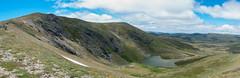 Carruthers Peak & Club Lake Panorama (Bumble BC) Tags: panorama landscape landscapes bestof australia nsw newsouthwales carrutherspeak australianalps mainrangewalk alpineherbfield flickrprivacypublic alpinefjaeldmark alpinecomplex clublak