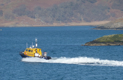 coastguard out of crinan