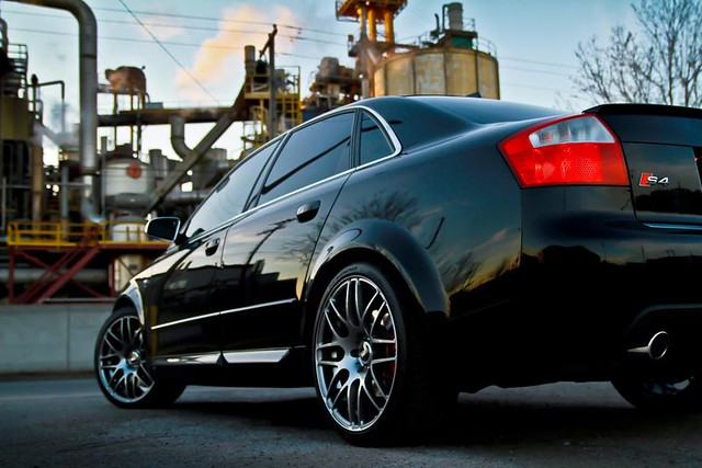 cars audi s4 gunmetal audis4 v718 velocitymotoring