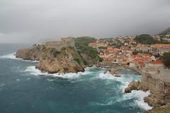 風浪杜布尼克 Storms in Dubrovnik, Croatia (Oldos) Tags: croatia dubrovnik