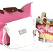 3022. Group of Three Designer Summer Handbags