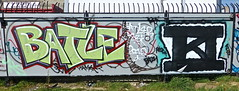 Batle.KI (graffinspector) Tags: street streetart art graffiti la bacon los angeles tagging ki 663 aidz batle kic 663k retuk