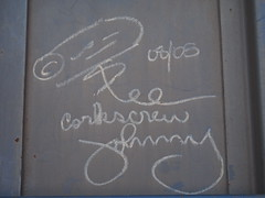 CORKSCREW JOHNNY (BGIZ) Tags: trains johnny corkscrew monikers