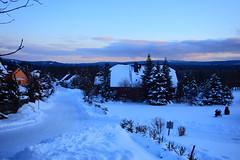 Johanngeorgenstadt (dmytrok) Tags: schnee winter snow germany deutschland sachsen ddr erzgebirge johanngeorgenstadt