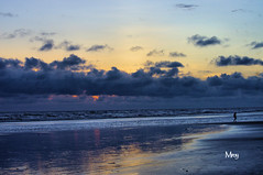pentax coxs bazar day one n two 565 (M'roy) Tags: travel sunset beach twilight bangladesh coxsbazar