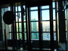 perspective (HAMACHI!) Tags: winter japan tokyo elevator fujifilm x20 cameratest 2013 loadtest fujifilmx20