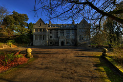 HENGAR MANOR, ST TUDY, BODMIN, CORNWALL. (ZACERIN) Tags: manor house hengar st digitalcameraclub at fire hdr of family onslow images pictures history cornwall manor manor zacerin hengar tudy bodmin hengar ghosts ghosts