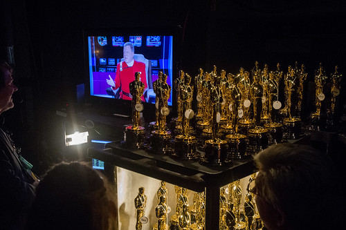 The Oscars: Backstage