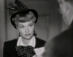 named (annacarvergay) Tags: hats polkadots namethatfilm 1947 lucilleball ntf douglassirk 1940sfashion ntf:guessedby=bswise eloisejensson