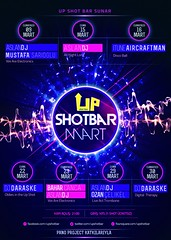 Dj Daraske @ Up Shot Bar (daraske) Tags: party antalya oldies upshot progressivehouse techhouse panoproject daraske djdaraske