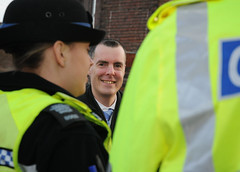 Commissioner's 100th day in office (Bedfordshire Police) Tags: community local luton pcc 100days bedfordshirepolice operationvision policeandcrimecommissioner ollymartins