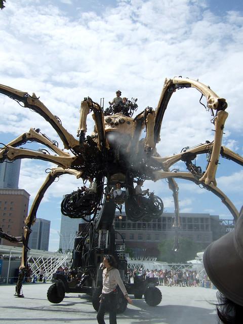 開国博Y150と横浜市みなとみらい地区観光を楽しむ?の写真