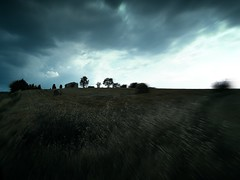 farm... ((rino)) Tags: storm grass clouds farmhouse flickr farm tuscany hay rino