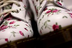 Vårblommor (EvasSvammel) Tags: shoes drmartens flowersofspring vårblommor fioridiprimavera
