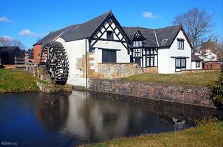 Rossett Mill.