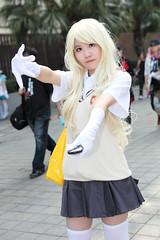MiNe-5DII_103-4943RG (MiNe (sfmine79)) Tags: photo spring cosplay taiwan sunny gps  canonef2470mmf28lusm  comicworldtaiwan canoneos5dmarkii