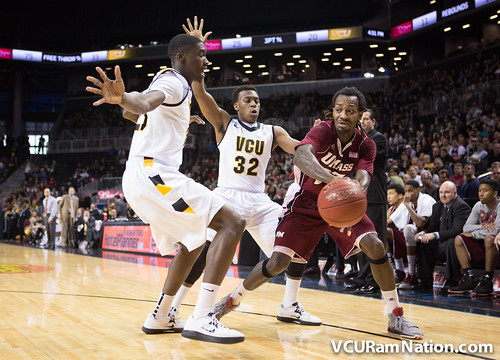 VCU vs. UMass (A10 Semifinal)