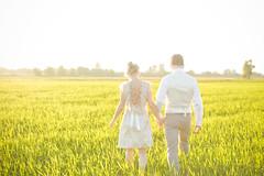 Kyra & James / Blue Heron Herbary Wedding