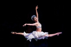 Mayuri Boonham creates new work with Royal Ballet dancers