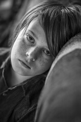 ... (peterhasky) Tags: portrait people blackandwhite bw nikkor85mm14d nikond600