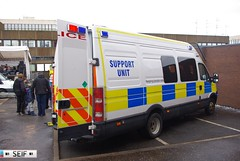 Iveco daily Motherwell 2013 (seifracing) Tags: uk rescue ford scotland support europe traffic britain scottish police security vehicles nhs british van emergency polizei spotting services policia recovery strathclyde iveco brigade unit armed polis polizia ecosse policie seifracing