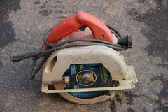 5024. Milwaukee Circular Saw,
