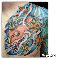 #kitsune #japanese #tattoo