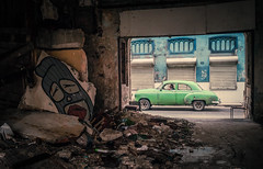 Streets of Havana - Cuba (IV2K) Tags: havana habana lahabana cuba cuban kuba caribbean street graffiti sony rx1 sonyrx1 35mm zeiss centro centrohavana centrohabana
