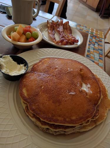 Breakfast at Café Caribe -  Hotel Condado Plaza Hilton San Juan