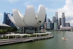 IMG_9450 (OZinOH) Tags: singapore museum marinabaysands