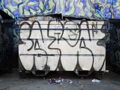 (gordon gekkoh) Tags: enron losangeles graffiti
