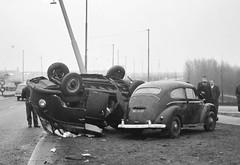 "NT-31-15 Ford Taunus 10M & SN-84-98 Volkswagen Transporter bestelwagen ""Brocades"" (Wouter Duijndam) Tags: nt3115 ford taunus 10m sn8498 volkswagen transporter bestelwagen brocades"