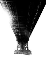 Manhattan Bridge (Jason Laboy Photography) Tags: estheticlabel jasonpeterson jasonlaboyphotography nyc manhattanbridge newyorkcity streetphotography streetphotographer blackandwhite nikond810 nikon