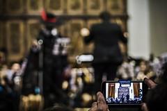 Recording (Ignacio M. Jimnez) Tags: concierto concert grabacion record movil mobile telefono phone ubeda jaen andalucia andalusia espaa spain hospitaldesantiago