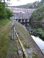 Green power (seanofselby) Tags: zlotnickie hydroelectric power station poland
