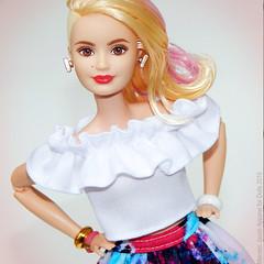 L. A. GIRL (marcelojacob) Tags: barbie playline la girl carlyle nuera fashionista fashionistas marcelo jacob