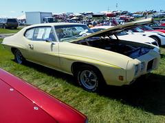 1970 Pontiac GTO Judge (splattergraphics) Tags: 1970 pontiac gto judge carshow carlisle springcarlisle carlislepa