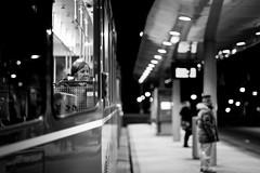 Basel (akarakoc) Tags: black white basel fujifilm xf56mm mono onecolor bokeh blur