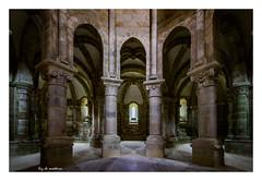 luz de mosteiro [Explored] (Rafa Lorenzo) Tags: carboeiro mosteiro monasterio galicia miaterragalega