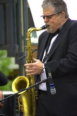 Feeling It (swong95765) Tags: man musician entertainment entertaining sax saxophone reed wind instrument music jazz