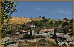 Murallas  (jose luis naussa ( + 1,9 k w. )) Tags: paisajes panormicas murallas     granada historia saariysqualitypictures