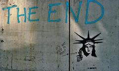 Downtown Vancouver, British Columbia (BluenoserDave) Tags: graffiti theend vancouver urban britishcolumbia davesullivan decline decay can