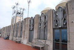 Rockefeller Plaza (konde) Tags: artdeco architecture newyork rockefellerplaza building gebuilding topoftherock