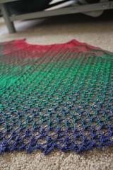 Cheerfully Broken 7 (peridragon) Tags: knitting ravelry cheerfullybroken gradient