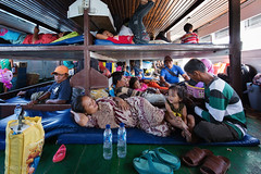On the Ferry (Collin Key) Tags: togianislands crowded ferry indonesia passengers sulawesi idn