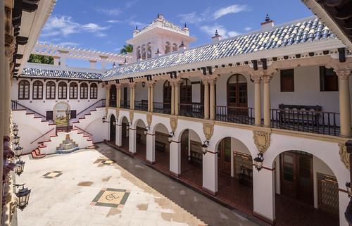 Casa España Courtyard