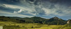 Crazy sky (Double.D - Photography) Tags: sky himmel wolken clouds storm sturm sterreich austria hiking draugstein canon canon600d doubled explore nature outdoor outside mountains berge meadow wiese sigma 1750mm panorama landschaft grasland berg