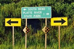 Birdshot (John Dame) Tags: nebraska corn b1b farm countryroads cornrows church harvest