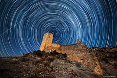 Torre Caavate_Startax (Nando Ferrer) Tags: perseidas alarcon castilla la mancha cuenca caavate